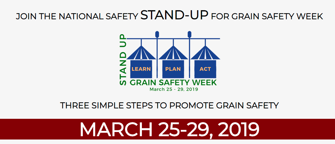 Grain Safety Week flyer image